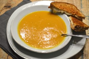 B'nut Sqash Soup