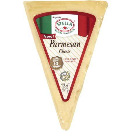 parmesan from grocery