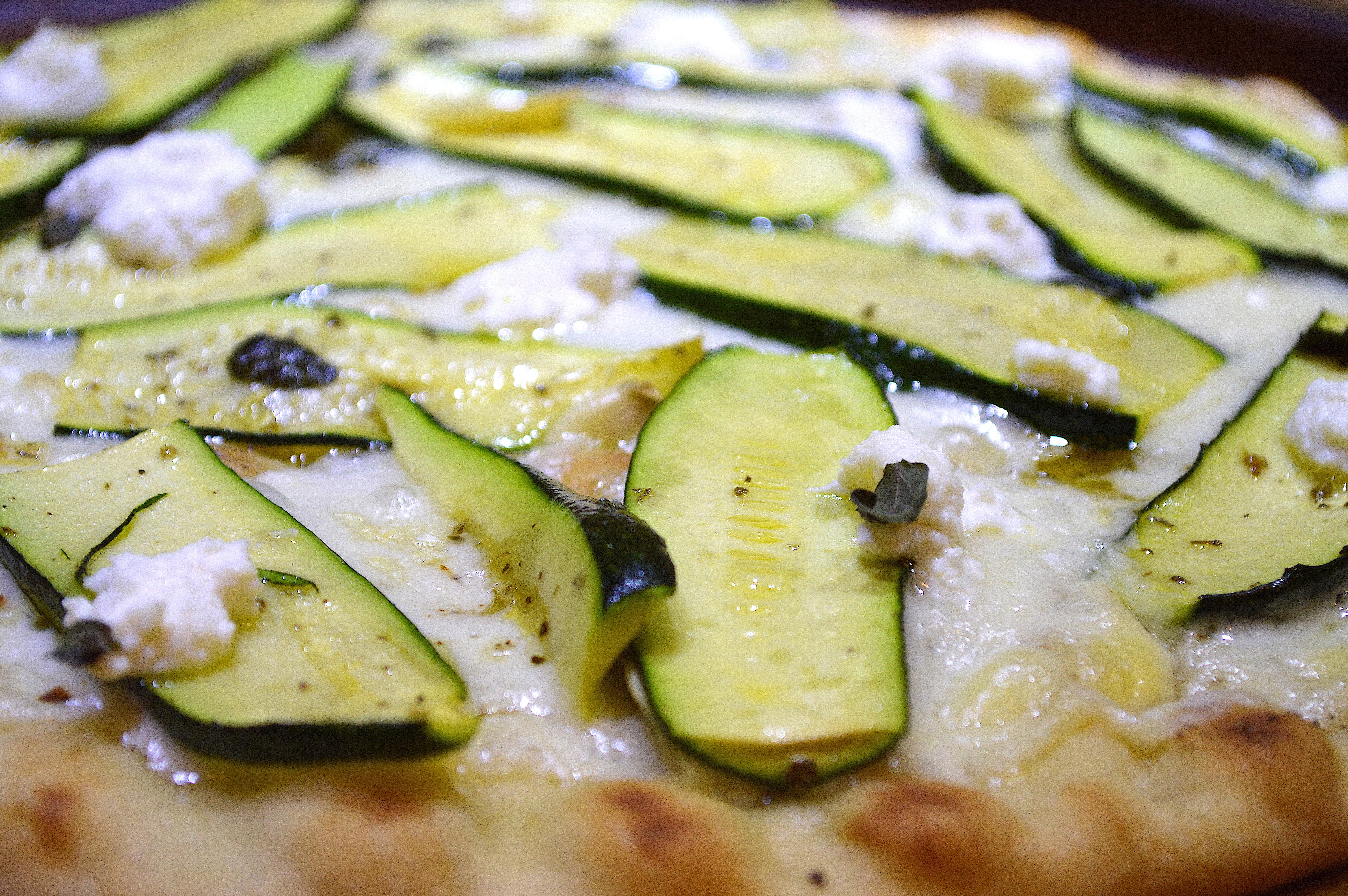 Zucchini Flatbread 3 E