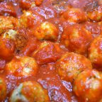 Versatile Homemade Freezable Meatballs