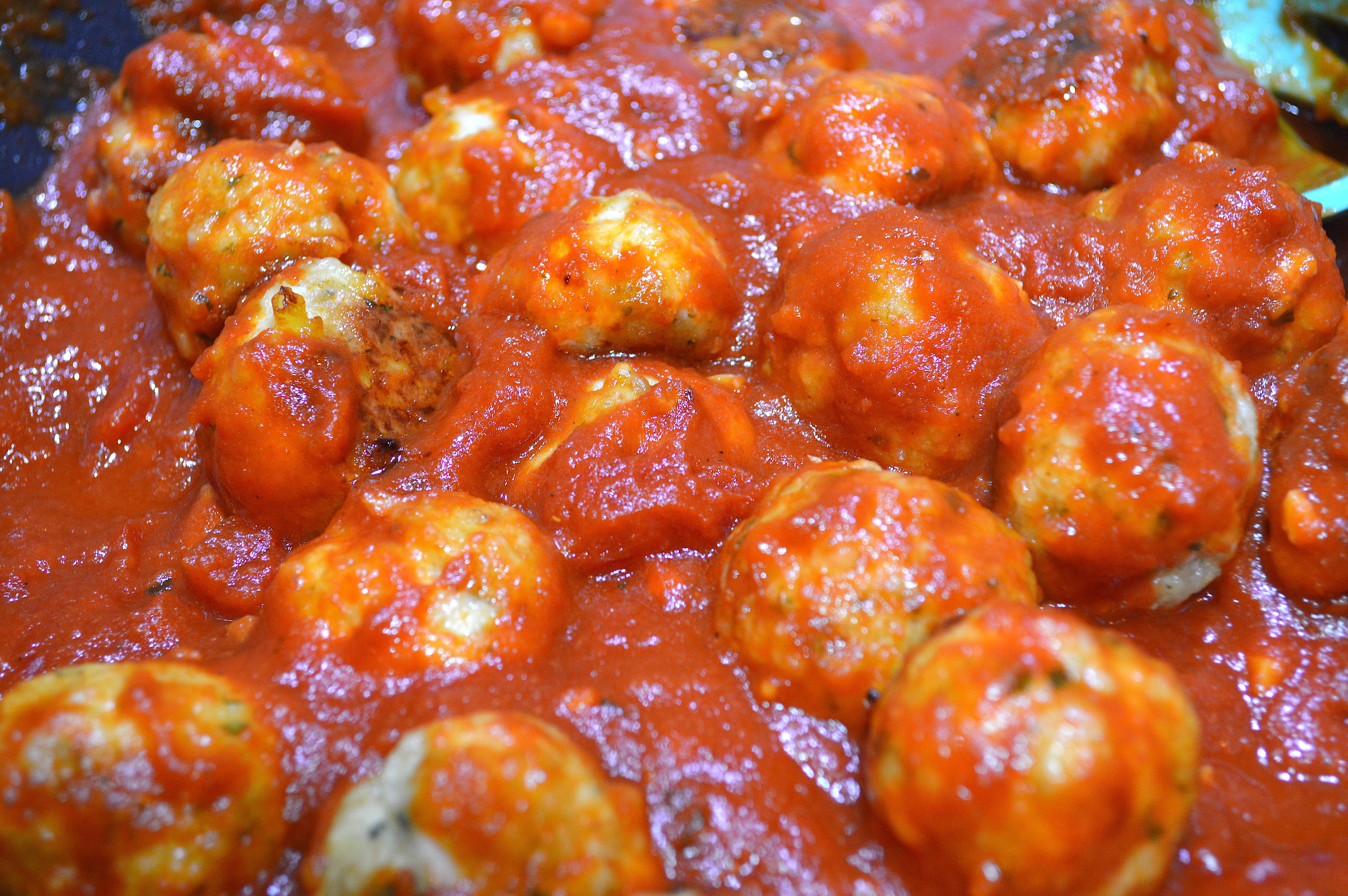 Versatile Homemade Freezable Meatballs