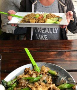 Thai Food, Seattle, WA