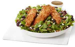 Chick-Fil-A Honey Peppercorn Salad