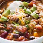 Taco Soup Image